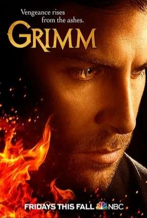 Grimm - Contos de Terror - 5ª Temporada Completa Série Torrent Download