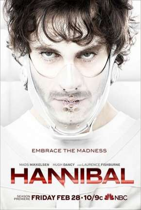 Hannibal - 2ª Temporada Completa Série Torrent Download