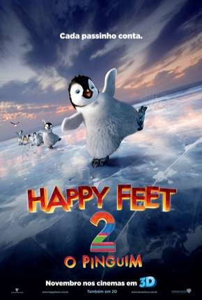 Happy Feet - O Pinguim 2 BluRay Filme Torrent Download