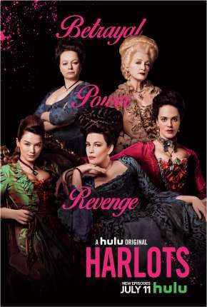 Harlots - 3ª Temporada Legendada Série Torrent Download