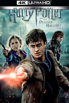 Harry Potter and the Deathly Hallows - Part 2  - 4K Filme Torrent Download
