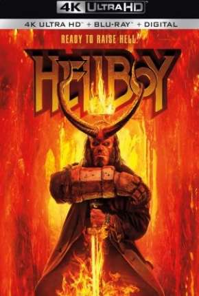 Hellboy - 4K Legendado Filme Torrent Download