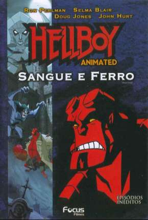 Hellboy - Sangue e Ferro Filme Torrent Download