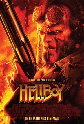 Hellboy - HDRIP Legendado Filme Torrent Download