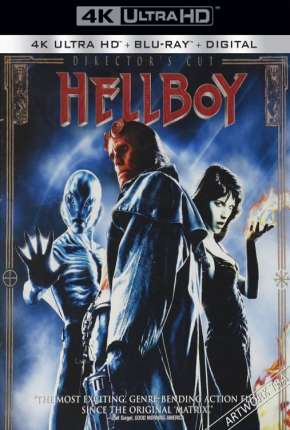 Hellboy - Versão do Diretor 4K Filme Torrent Download