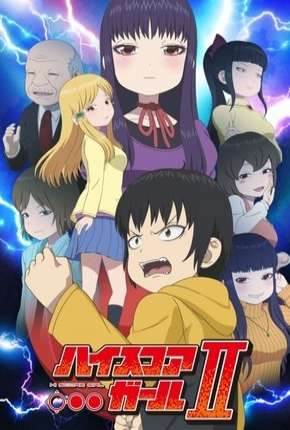 Hi Score Girl - 2ª Temporada Completa - Legendada Anime Torrent Download