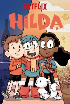 Hilda - 1ª Temporada Completa Desenho Torrent Download