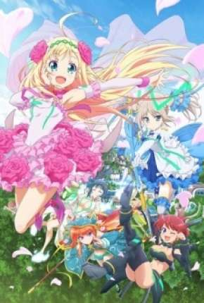Hina Logi - From Luck e Logic Anime Torrent Download