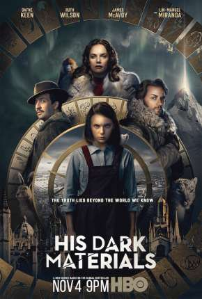 His Dark Materials - Fronteiras do Universo - 1ª Temporada Série Torrent Download