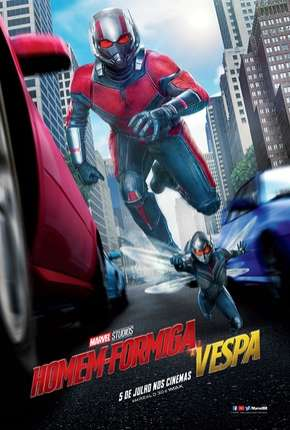 Homem-Formiga e a Vespa - IMAX OPEN MATTE Filme Torrent Download