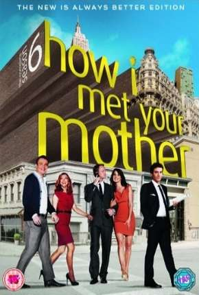 How I Met Your Mother - 6ª Temporada - Completa Série Torrent Download