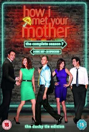 How I Met Your Mother - 7ª Temporada - Completa Série Torrent Download