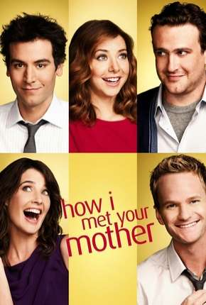 How I Met Your Mother - 8ª Temporada - Completa Série Torrent Download