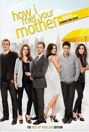 How I Met Your Mother - 9ª Temporada - Completa Série Torrent Download