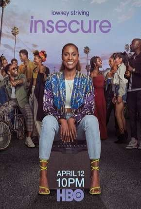 Insecure - 4ª Temporada Legendada Série Torrent Download