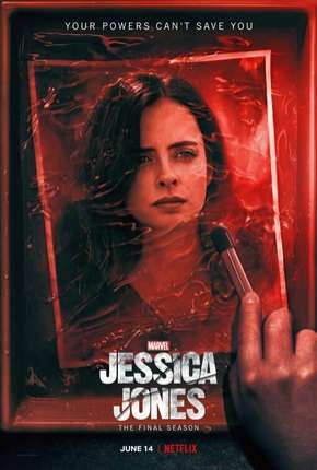 Jessica Jones - 3ª Temporada Completa Netflix Série Torrent Download