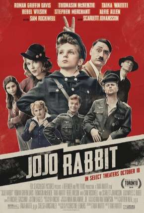 Jojo Rabbit Filme Torrent Download