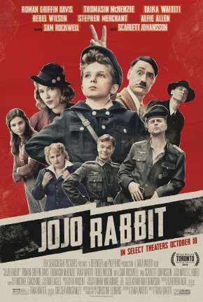 Jojo Rabbit - Legendado DVDscr Filme Torrent Download