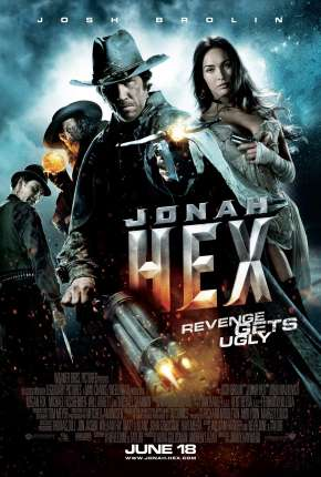Jonah Hex - Caçador de Recompensas Filme Torrent Download