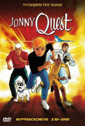Jonny Quest - 1ª Temporada Desenho Torrent Download
