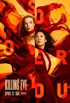 Killing Eve - Dupla Obsessão - 3ª Temporada Legendada Série Torrent Download