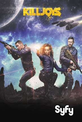 Killjoys - Agentes Espaciais 5ª Temporada Legendada Série Torrent Download