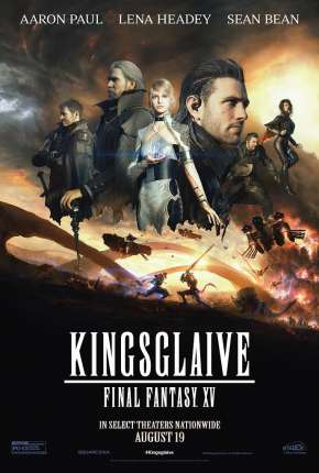 Kingsglaive - Final Fantasy XV Filme Torrent Download