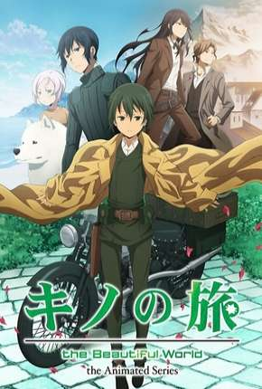 Kino no Tabi - The Beautiful World - The Animated Series Legendado Anime Torrent Download