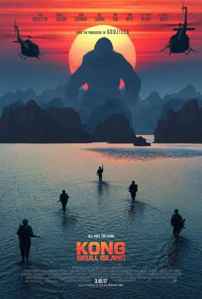 Kong - A Ilha da Caveira Filme Torrent Download