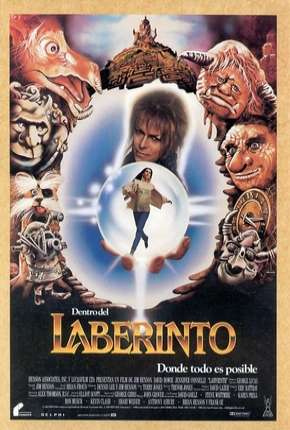 Labirinto - A Magia do Tempo - DVD-R Filme Torrent Download