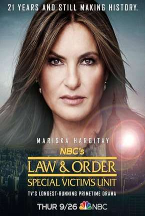 Law and Order: SVU - 21ª Temporada Legendada Série Torrent Download
