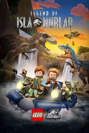 LEGO Jurassic World: A Lenda da Ilha Nublar - Legendado Desenho Torrent Download