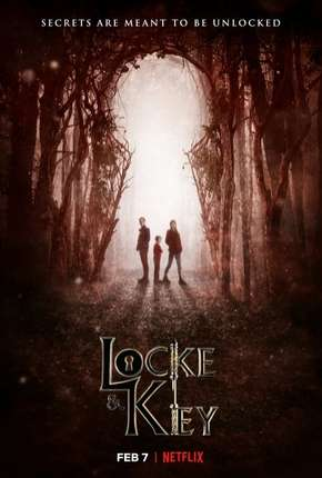 Locke e Key - 1ª Temporada Completa Série Torrent Download