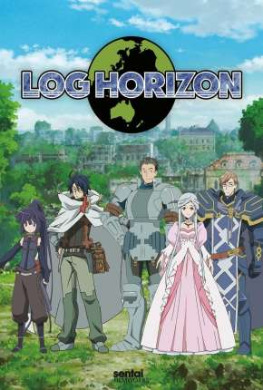 Log Horizon - Legendado Anime Torrent Download