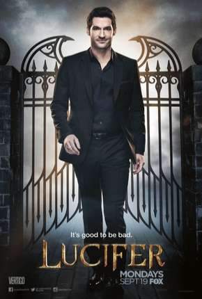 Lucifer - 2ª Temporada Completa Série Torrent Download
