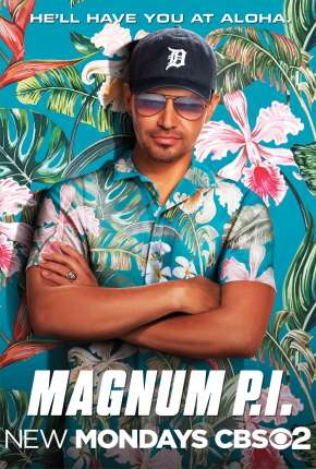 Magnum P.I. - 2ª Temporada Legendada Série Torrent Download