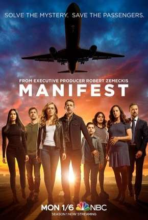 Manifest - O Mistério do Voo 828 - 2ª Temporada Legendada Série Torrent Download