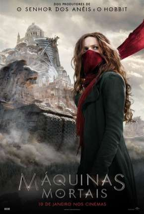 Máquinas Mortais 3D Filme Torrent Download