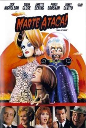 Marte Ataca! - Mars Attacks! Filme Torrent Download