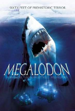 Megalodon - 18 Metros de Terror Filme Torrent Download