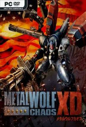 Metal Wolf Chaos XD Jogo Torrent Download