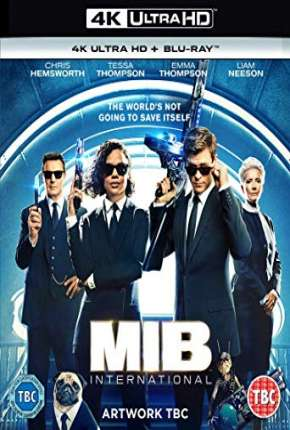 MIB - Homens de Preto - Internacional 4K Filme Torrent Download