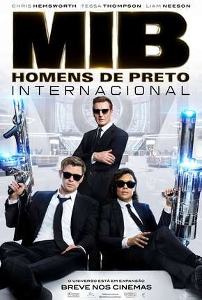 MIB - Homens de Preto - Internacional BluRay Filme Torrent Download