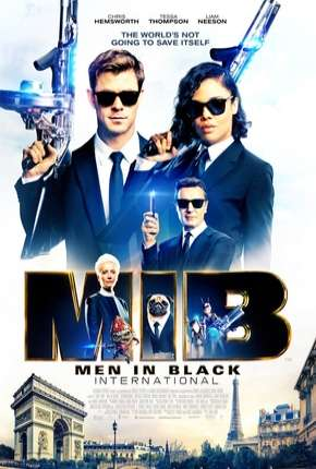 MIB: Homens de Preto - Internacional Legendado HDRIP Filme Torrent Download