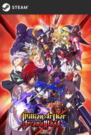 Million Arthur - Arcana Blood Jogo Torrent Download