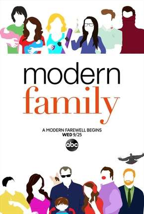 Modern Family - 11ª Temporada Legendada Série Torrent Download