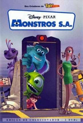 Monstros S.A. - DVD-R Filme Torrent Download