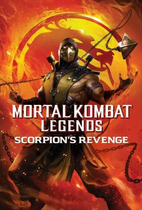 Mortal Kombat Legends - A Vingança de Scorpion - Legendado Filme Torrent Download