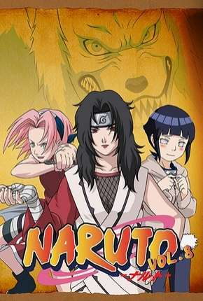 Naruto Clássico - 8ª Temporada Anime Torrent Download