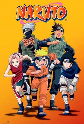 Naruto Clássico - 9ª Temporada Anime Torrent Download
